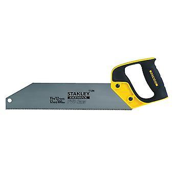 Stanley Tools FatMax PVC & Plastic Saw 300mm (12in) 11tpi STA217206
