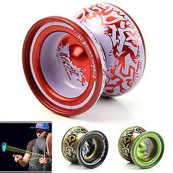Alumiiniseos Yoyo Ball Laakeri string, Lapset,, Ammatillinen Leikki lelu
