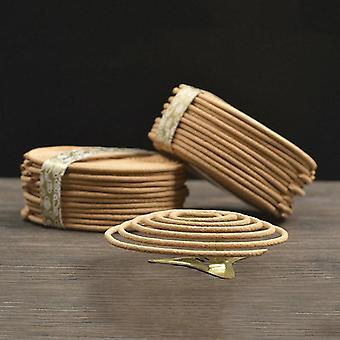 Natural Sandalwood Incense Coils - Home Fragrance Coil