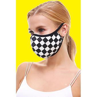 Opnieuw te herbruikbare gezichtsmaskers afdrukken