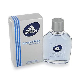 Adidas Dynamisk puls Eau de Toilette 100ml EDT Spray