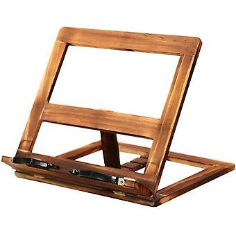 מסגרת עץ מתקפלת קריאת מדף ספרים