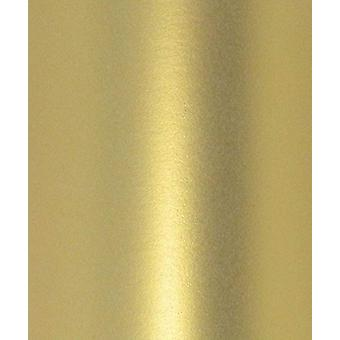 10 A4 Real Gold sävy Double Sided ylellinen Pearlescent Kortti 250gsm