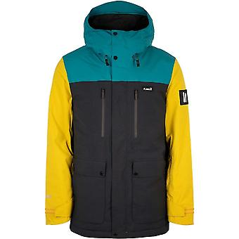 Planks Good Times Insulated Jacket - Midnight Teal