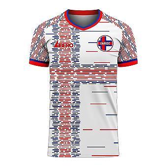 Faroe Islands 2020-2021 Home Concept Football Kit (Libero)