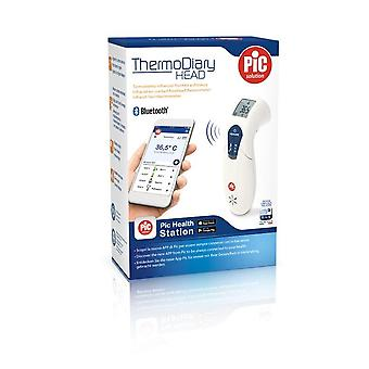 Pic Solution ThermoDiary Head Thermometer
