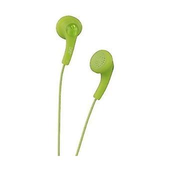 JVC HA-F150 - In-ear earbuds - Green