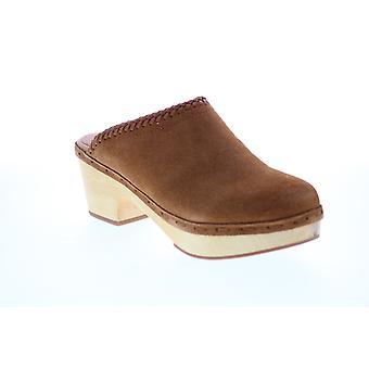 Frye & Co. Adult Womens Odessa Braid Mule Mules Heels