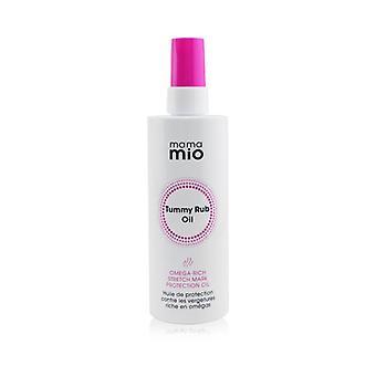 Mama Mio Tummy Rub Oil - Omega-Rich Stretch Mark Protection Oil 120ml/4oz