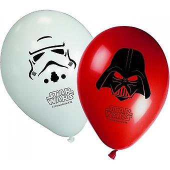 Ballons Star Wars Final Battle 8 Pièces