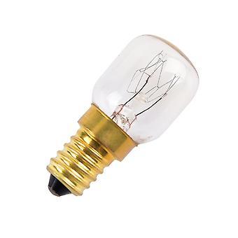 15/25w 300 Degree Ses E14 Oven Toaster/steam Light Bulbs/cooker Hood Lamps