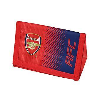 Arsenal FC virallinen häivytys touch kiinnitys jalkapallo crest lompakko
