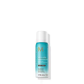 Moroccanoil dry shampoo for dark hair
