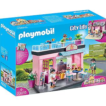 Playmobil 70015 City Life My Cafe