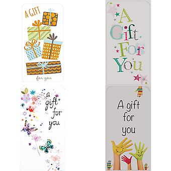 SE Open Gifts Money Wallets (Pack Of 12)