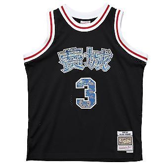 Ay Yılı Swingman Jersey Philadelphia 76ers Allen Iverson