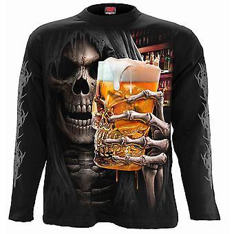 Live Loud Longsleeve T-Shirt Black