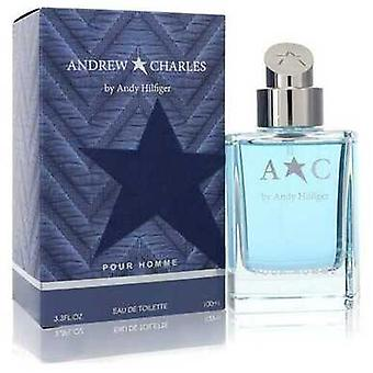 Andrew Charles By Andy Hilfiger Eau De Toilette Spray 3.3 Oz (men) V728-554580
