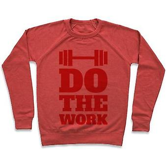 Do the work crewneck sweatshirtvz56979