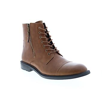 Unlisted by Kenneth Cole Adult Mens Roll Combat Boot Casual Dress Boots