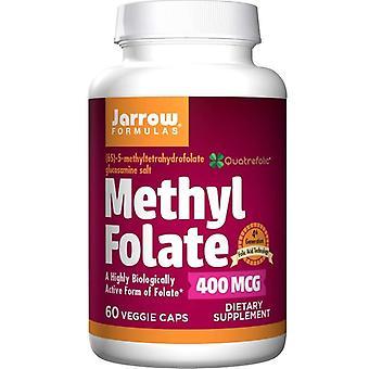 Jarrow Formulas Methyl Folate 400mcg Caps 60