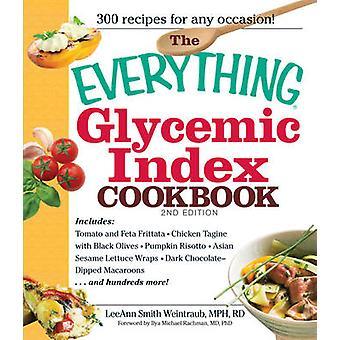 The Everything Glycemic Index Cookbook by LeeAnn Weintraub Smith - 97