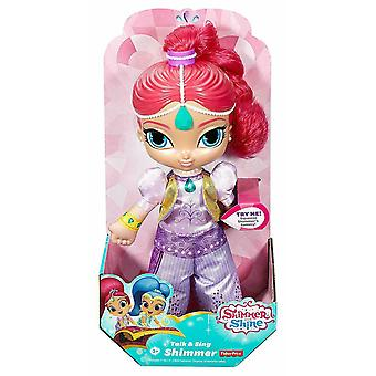 Shimmer and shine talk and sing shimmer