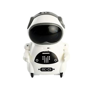 Kinder Mini smart Stimme Dialog TanzTasche Roboter
