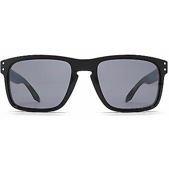 Oakley Holbrookleštené čierne slnečné okuliare-OO9102-02