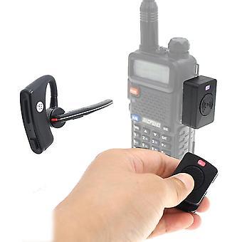 Walkie Talkie Handsfree Fone de ouvido Bluetooth Wireless