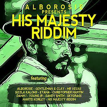 Various Artist - Alborosie Presents His Majesty Riddim [CD] USA import