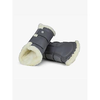 PS of Sweden Ps Of Sweden Brushing Boots Set Of 4 - Grey