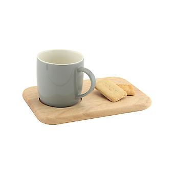 Apollo Wooden Tea and Biscuit Board