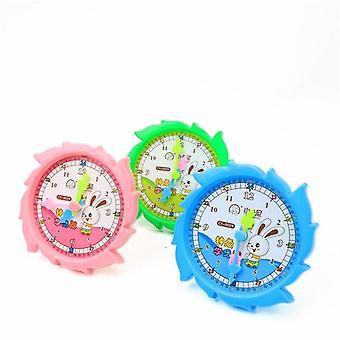 Children Learning Clock Mathematics Early Childhood Teaching Tools
