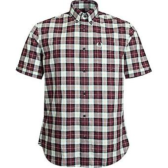 Fred Perry Authentics Short Sleeved Check Shirt