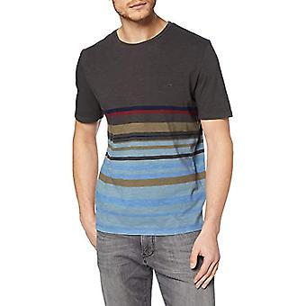 camel active H-T-Shirt 1/2 Arm, Brown (Dark Brown Core 28), XXL Men's