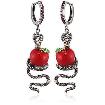 MISIS OR08723B Pendulum and drop earrings in Silver 925