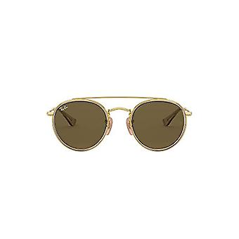 راي بان RJ9647S نظارات، براون، 46 للجنسين الكبار