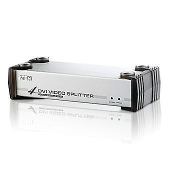 Aten Video Splitter 4 Portti Dvi Video Splitter äänellä