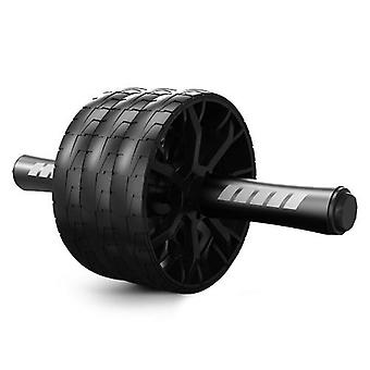 Abdominal Roller Home Office Gym Fitness Workout Equipment Exercise Roller Wheel with Knee Pad
