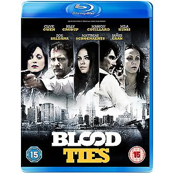 Blod binder Blu-ray