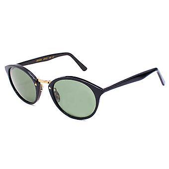 Unisex Sluneční Brýle LGR ABEBA-BLACK-01 Černá (ø 49 mm)