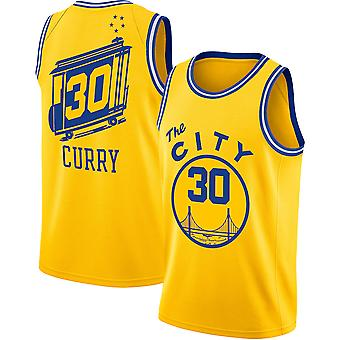 Golden State Warriors  Stephen Curry Loose Basketball Jersey Sports Shirts