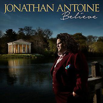 Jonathan Antoine Jonathan Antoine Believe CD (2016)