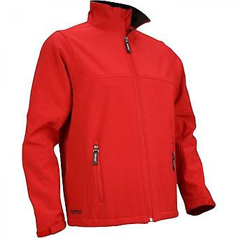 Red Coloured Jacket For Womens