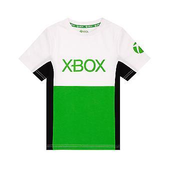 T-shirt Xbox Children/Kids Colour Block