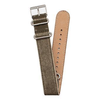 Uhrenarmband Timex BTQ032210W (Ø 22 mm)