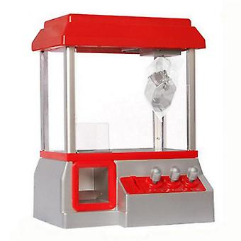 Elektronisk Candy Machine Grabber Prize Carnival Arcade Game Claw