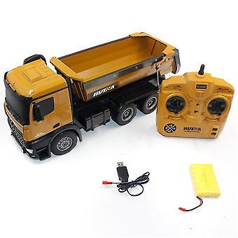 Rc Dump Trucks Ingeniería Construcción Coche Control Remoto Vehículo Juguete