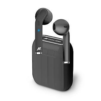 Bluetooth-headset med mikrofon SBS Style Black